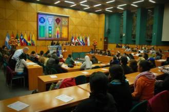 Presentación Informe de Intag en la UASB, 12 de diciembre de 2014